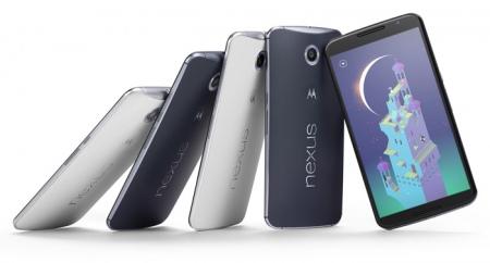 Nexus 6 Nougat