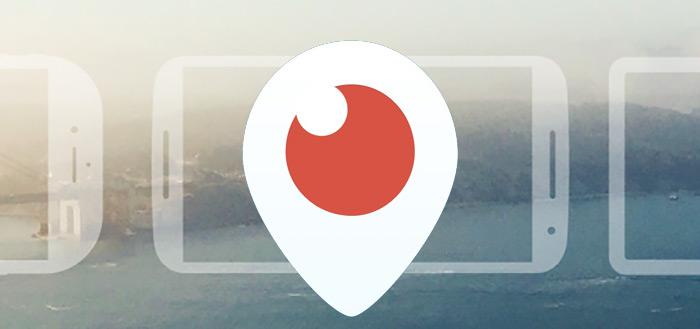 Periscope: eindelijk filmen en bekijken in 'landscape'
