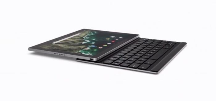 Google kondigt Pixel C tablet aan op Google evenement