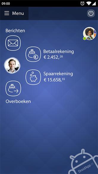 Rabobank Bankieren app
