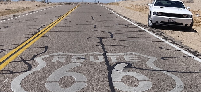 Magic Earth: gratis navigatie-app van Route 66