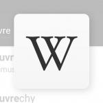 Wikipedia app krijgt update met nieuwe interface en bediening