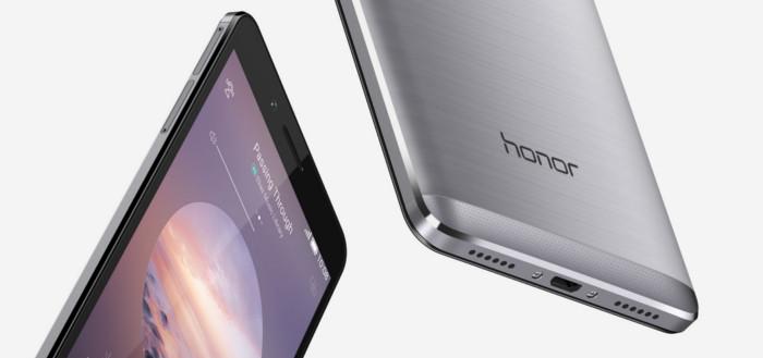 Honor 6X specificaties op tafel; aankondiging op 18 oktober