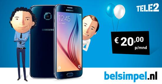 Belsimpel Samsung Galaxy S6