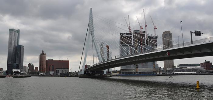 Brugradar app waarschuwt je voor openstaande bruggen