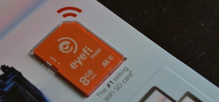 Review: Eyefi Mobi; meer dan een geheugenkaart