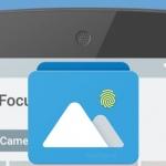 Focus: strakke galerij-app krijgt beveiliging met vingerafdruk