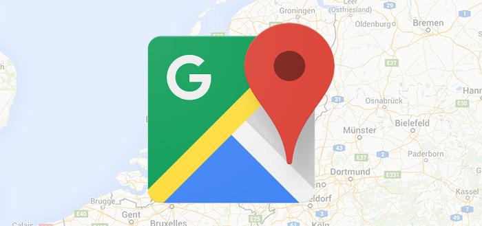 Google Maps voegt Street View beelden toe aan routebeschrijving