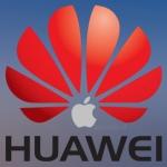 Huawei geeft medewerkers boete vanwege plaatsen tweet met iPhone