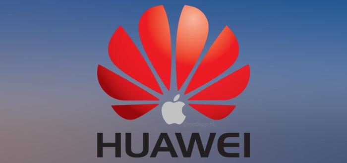 Oud Apple-medewerker ingehuurd voor vernieuwen Huawei interface