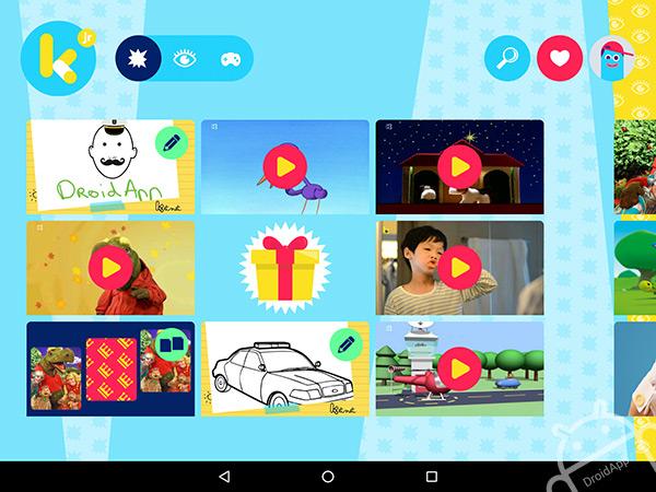 Ketnet Jr app