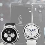 LG toont LG Watch Urbane (2e generatie) en LG V10-smartphone