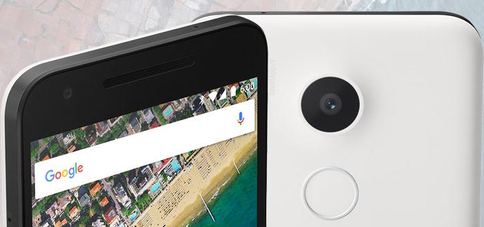 Prijs Nexus 5X duikt onder 300 euro