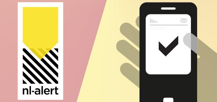 NL-Alert: overheid stuurt controlebericht op 5 december: stel je mobiel in