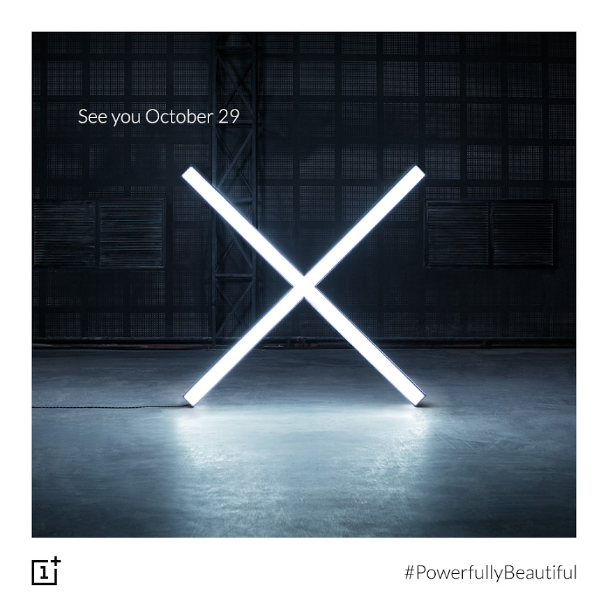 OnePlus X teaser