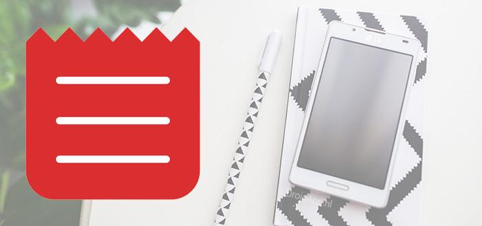 Parchi: Microsoft Garage lanceert notitie-app in Material Design