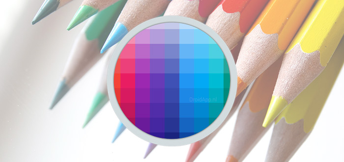 Pixolor: een handige kleurenpipet voor Android