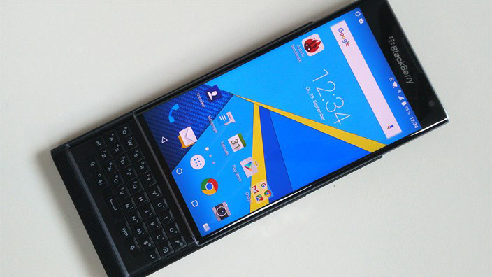 BlackBerry Priv Nederland