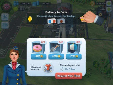 simcity buildit parijs