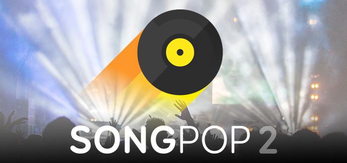 SongPop 2: test je muziekkennis met je vrienden