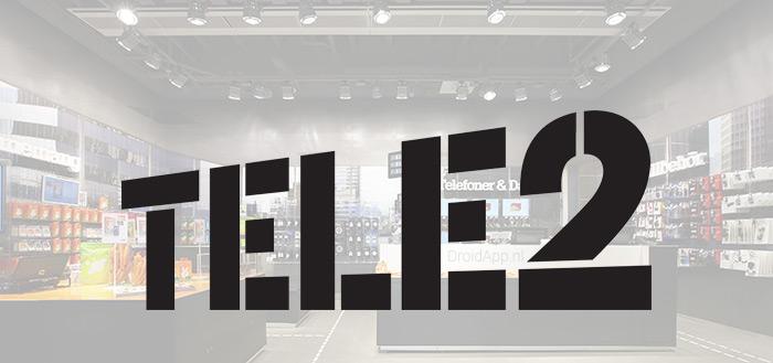 Tele2: dit jaar nog 4G-abonnementen en eigen winkels
