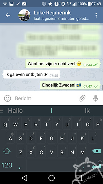 Telegram 3.2.5