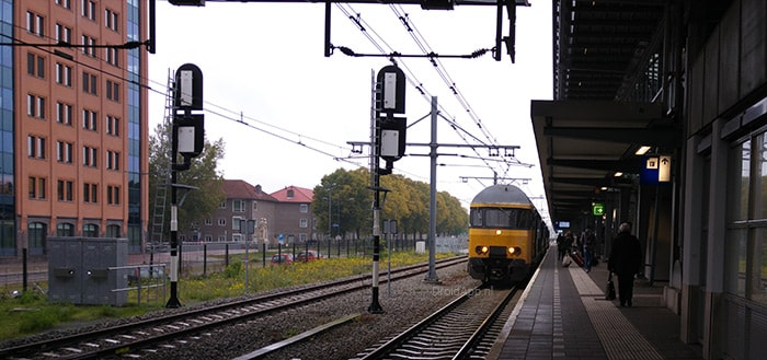 Fuuut: in één oogopslag treintijden voor je traject
