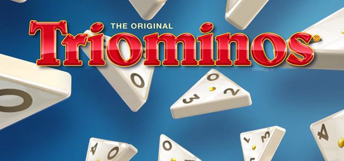 Gezelschapsspel Triominos app uitgebracht voor Android