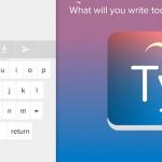 Typatone: maak je eigen muziek terwijl je typt