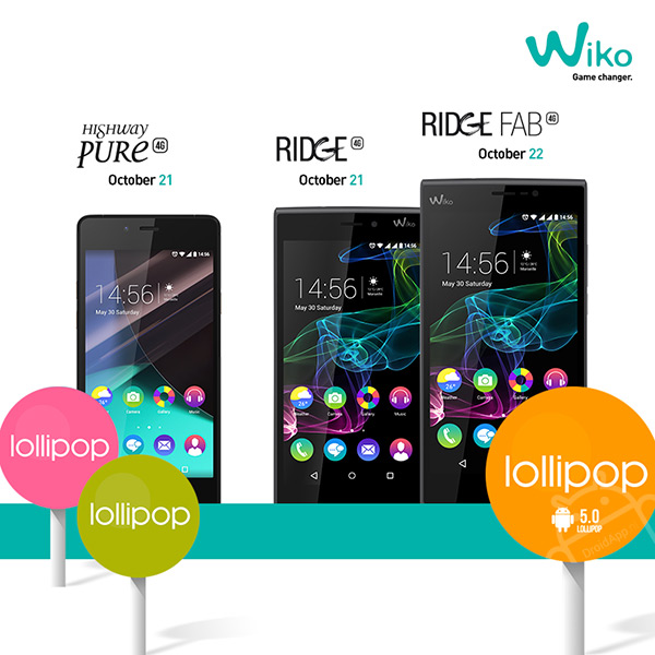Wiko Lollipop