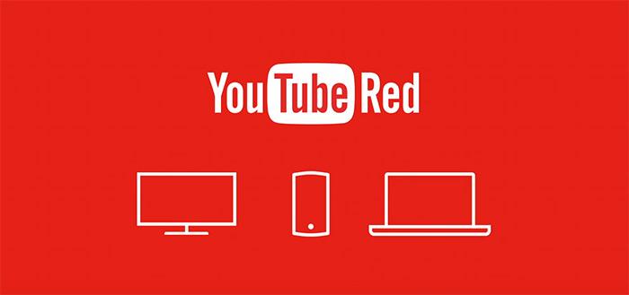 YouTube Red gelanceerd: advertentie-vrij en exclusieve content