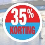 Albert Heijn laat met AH Foodsie-app producten met 35% korting zien