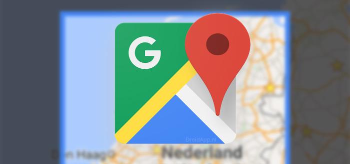 Google Maps gaat reclame vertonen in app