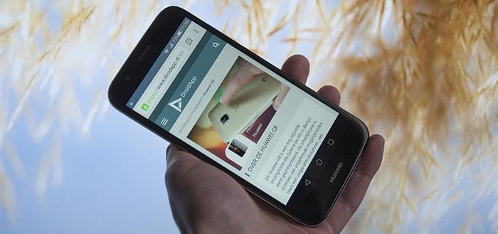 Huawei geeft kijkje in oplaadgedrag met interessant onderzoek: welk type ben jij?