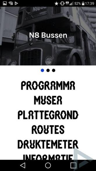Museumnacht 2015 app