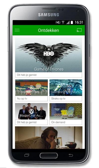 KPN Play app