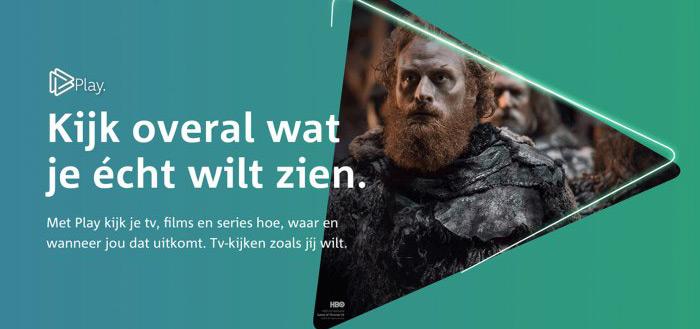 KPN Play geïntroduceerd: overal tv-kijken op je smartphone of tablet
