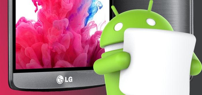 'LG test Android 7.0 Nougat voor de LG G3'