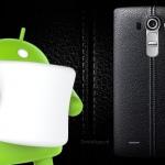 LG G4: Android 6.0 Marshmallow update in Nederland: alle verbeteringen
