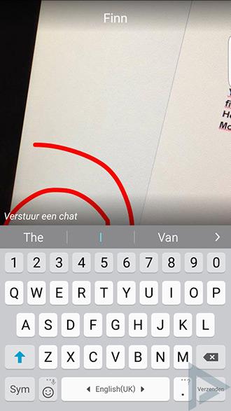 Snapchat 9.20