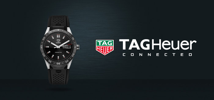 TAG Heuer Connected: peperdure smartwatch aangekondigd