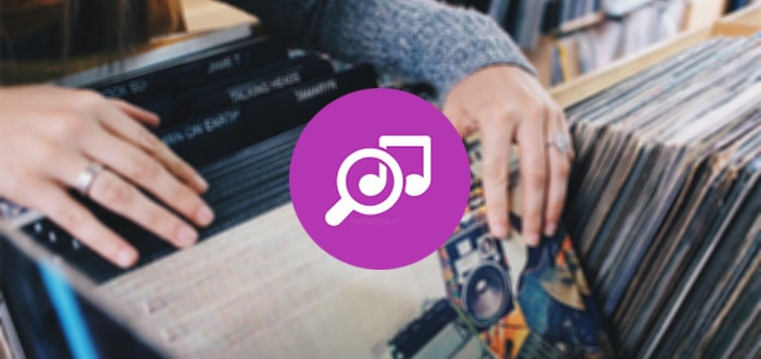 Muziekherkenning-app TrackID krijgt strak Material Design