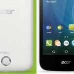 Acer Liquid Z330: betaalbare Android-smartphone uitgebracht