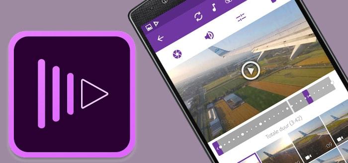 Adobe Premiere Clip uitgebracht: een gratis video-editor voor Android