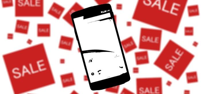 Diverse smartphones flink afgeprijsd voor Black Friday