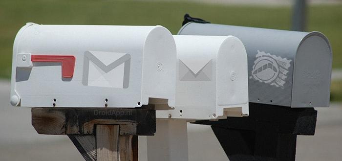 Mailen met drie apps: Gmail, CloudMagic en Boomerang