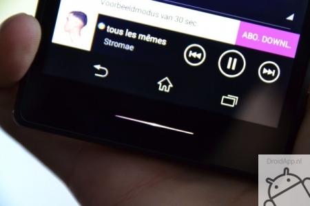led-muziek-xperia-m2