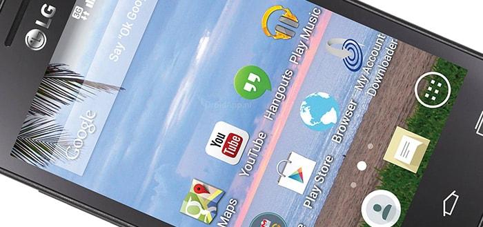 LG16: een Android-smartphone voor nog geen 10 euro