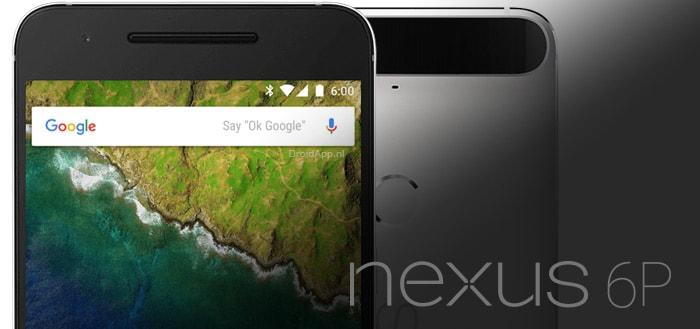Nexus 6P langzaamaan verkrijgbaar in Nederland: de beste prijzen