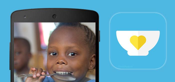 VN brengt voedselhulp-app 'Share the Meal' uit